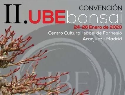Convención UBEbonsai Aranjuez